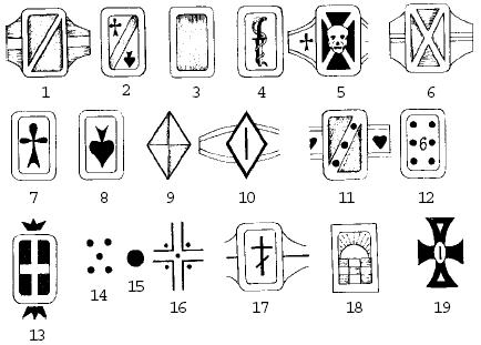Татуировка перстень что означает