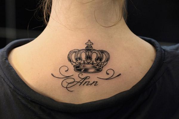 Что означает тату корона у мужчин